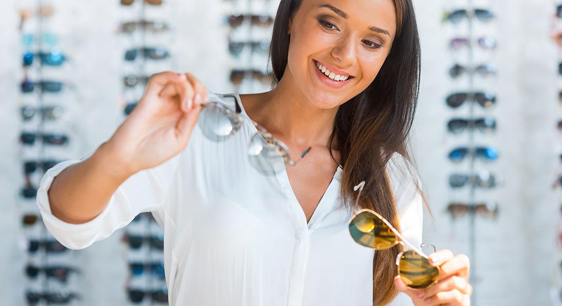 09a8fa7b15a5f3 Kies de beste glazen voor uw zonnebril